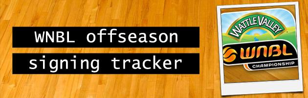 WNBL offseason tracker